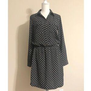 Lauren Ralph Lauren Polka Dot Dress.